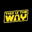 ajándék, egyedi, vicces, póló, star wars, mandalorian
