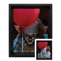 ajándék; lifetrend.hu; 3D, poszter, AZ, IT, bohóc, Pennywise