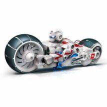 Sós vízzel működő robot motoros