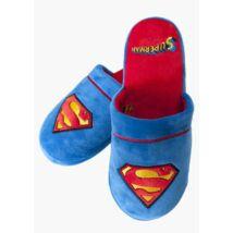 papucs; ajándék; divat; fan; rajongó; otthon; ruha; superman; acélember; man of steel; dc comics; szuperhős; film;