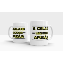 A galaxis legjobb Apukája