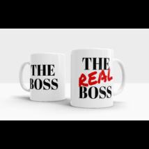 Páros bögre - Boss