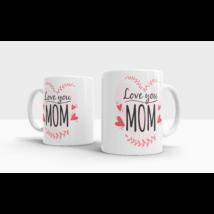 lifetrend.hu, bögre, ajándék, legjobb anya, best mom, anyák napja, mothers day, anya szeretlek, szeretlek, i love you
