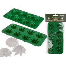 ajándék; lifetrend.hu; Cannabis levelek jégkocka készítő