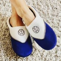 ajándék; lifetrend.hu; Volkswagen, Campervan, papucs, VW