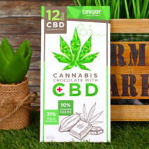 Euphoria Cannabis tejcsokoládé 80g