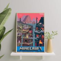 ajándék; lifetrend.hu; poszter, minecraft, poster, gamer