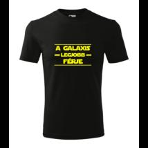 A galaxis legjobb férje póló