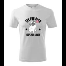The pug club feliratos póló