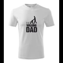 lifetrend.hu, póló, apa, dad, walking dad, walking dead
