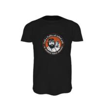 Csak a puffin póló – Bud Spencer póló fekete