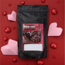 Málnás-csokis ízű őrölt kávékülönlegesség
