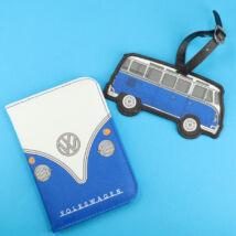 Volkswagen útlevéltartó és bőröndcímke szett