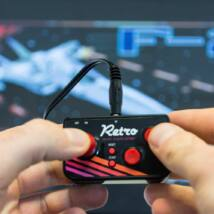 TV Mini Retro kontroller és konzol 200 játékkal