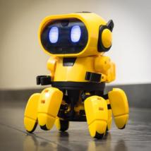 Tobbie az önjáró robot