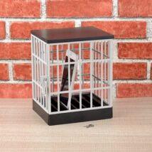 ajándék; lifetrend.hu; mobil, telefon, elzárás, börtön, lakattal