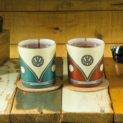 ajándék; Volkswagen, pohár szett, üveg pohár;  lifetrend.hu; VW