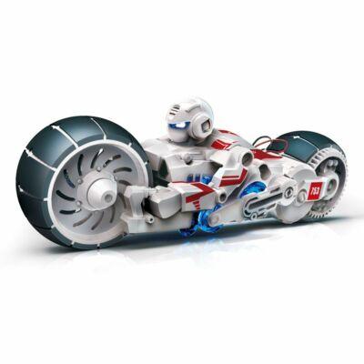 robot; autó; játék; gyerek; ajándék; zöld; környezetbarát; építős; terepjáró; sóval; kocsi; tanulás;