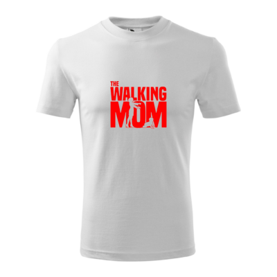 lifetrend.hu, póló, anya,mom, walking mom, walking dead